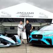 Jaguar I PACE eTROPHY Global Debut 4 175x175 at Jaguar I PACE eTROPHY Makes Unceremonious Track Debut