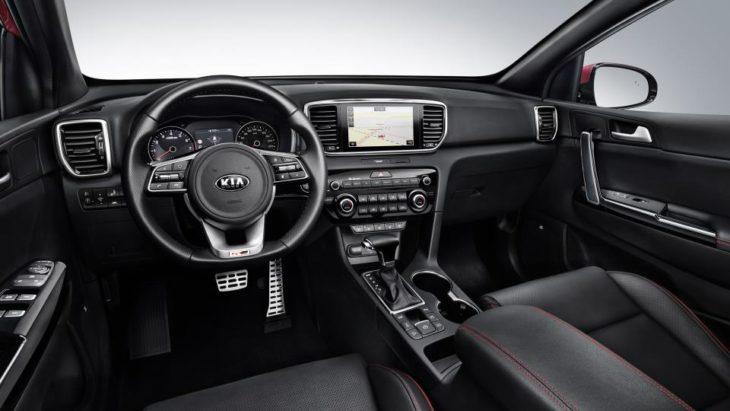 Kia Sportage Mild Hybrid 2 730x411 at 2019 Kia Sportage Mild Hybrid Diesel Announced