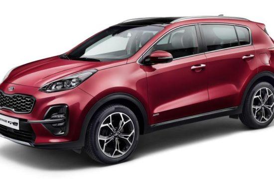 Kia Sportage Mild Hybrid 550x360 at 2019 Kia Sportage Mild Hybrid Diesel Announced