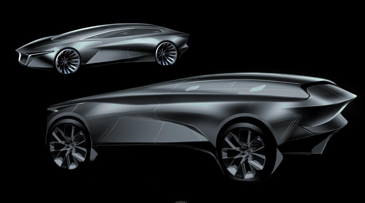 Aston Martin Lagonda Suv Announced Debuts In 2021