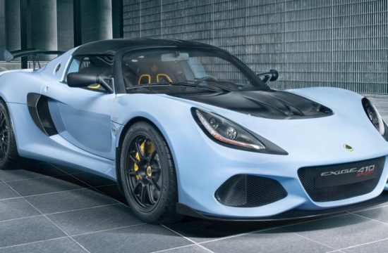 Lotus Exige Sport 410 1 550x360 at 2018 Lotus Exige Sport 410 Is a Road Going Track Car