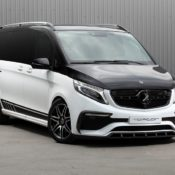 Mercedes Benz V class INFERNO 1 175x175 at TopCar Mercedes V Class INFERNO Is a Van for Batman Villains