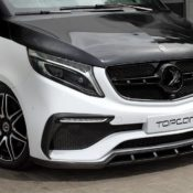 Mercedes Benz V class INFERNO 6 175x175 at TopCar Mercedes V Class INFERNO Is a Van for Batman Villains