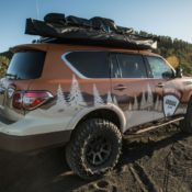 Nissan Mountain Patrol 12 175x175 at Nissan Armada Mountain Patrol to Debut at Overland Expo WEST