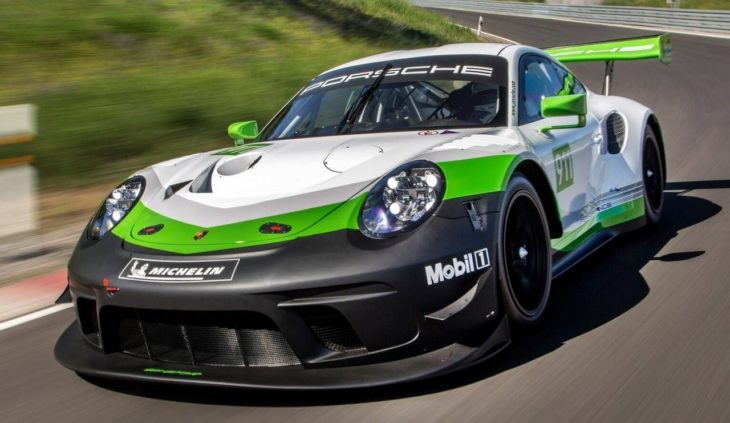 Porsche 911 GT3 R 0 730x423 at Porsche 911 GT3 R Race Car Revealed for 2019 Season