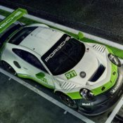 Porsche 911 GT3 R 3 175x175 at Porsche 911 GT3 R Race Car Revealed for 2019 Season