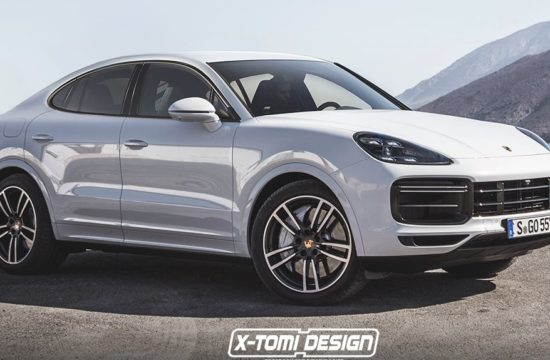 Porsche Cayenne Coupe 550x360 at Porsche Cayenne Coupe Is a Real Possibility Now