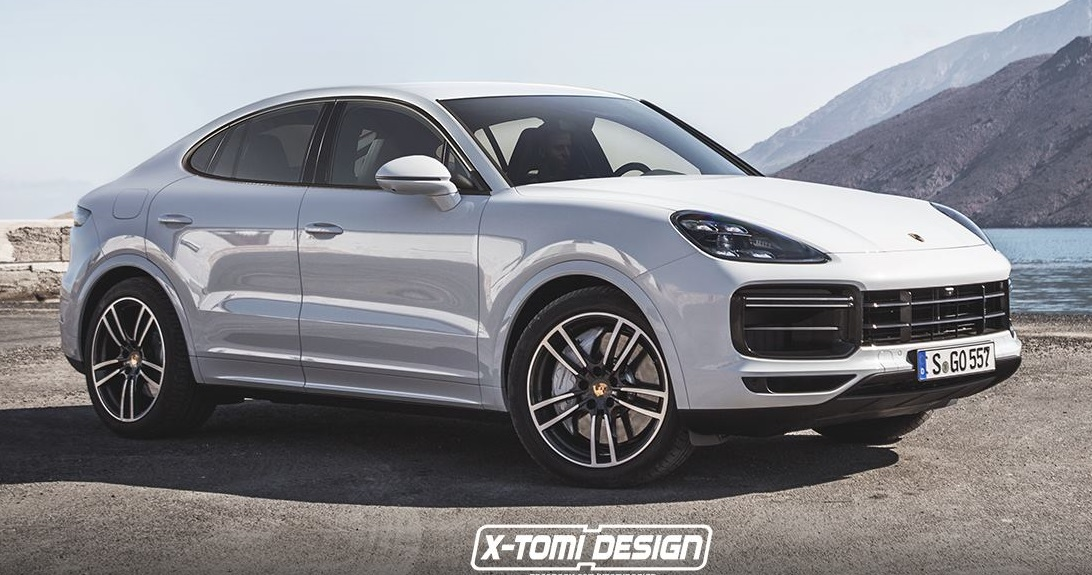 porsche cayenne coupe is a real possibility now. Black Bedroom Furniture Sets. Home Design Ideas