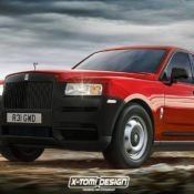 Rolls Royce Cullinan BaseSpec 175x175 at Rolls Royce Cullinan Rendered in Various Guises
