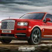 Rolls Royce Cullinan Coupe 175x175 at Rolls Royce Cullinan Rendered in Various Guises