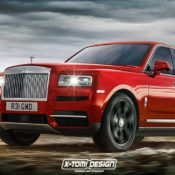 Rolls Royce Cullinan Pickup 175x175 at Rolls Royce Cullinan Rendered in Various Guises