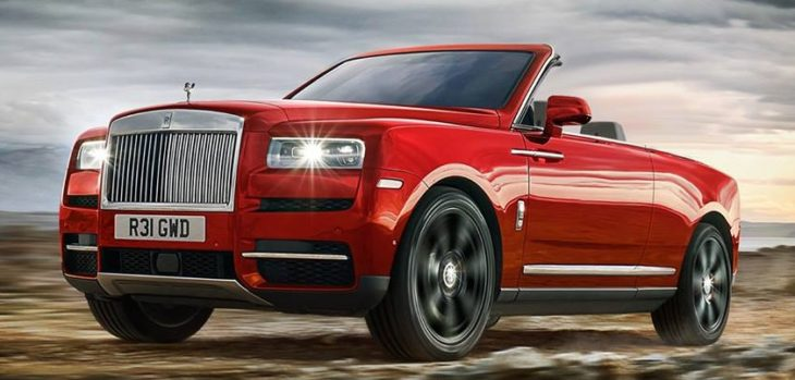 Rolls Royce Cullinan Renders 730x349 at Rolls Royce Cullinan Rendered in Various Guises