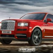 Rolls Royce Cullinan ShootingBrake 175x175 at Rolls Royce Cullinan Rendered in Various Guises