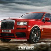 Rolls Royce Cullinan Sport 175x175 at Rolls Royce Cullinan Rendered in Various Guises