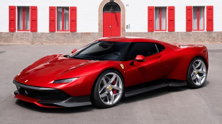 SP38 0125 730x409 at Ferrari SP38 Is a One Off Based on 488 GTB