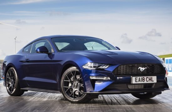 UK spec Ford Mustang 1 550x360 at UK Spec Ford Mustang Gets Sweet Upgrades for New ModelYear