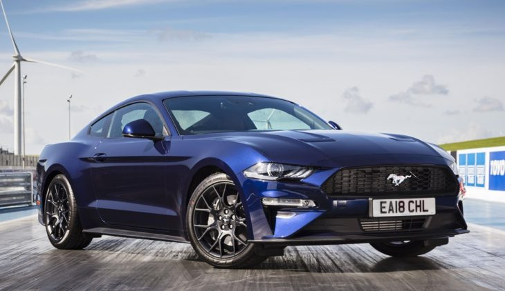 UK spec Ford Mustang 1 730x422 at UK Spec Ford Mustang Gets Sweet Upgrades for New ModelYear