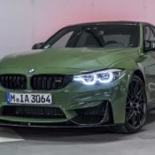 Urban Green M3 1 175x175 at Urban Green BMW M3 Is Truly Individual