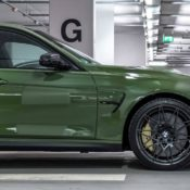 Urban Green M3 3 175x175 at Urban Green BMW M3 Is Truly Individual