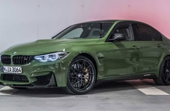 Urban Green M3 4 550x360 at Urban Green BMW M3 Is Truly Individual