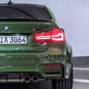 Urban Green M3 5 175x175 at Urban Green BMW M3 Is Truly Individual