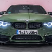 Urban Green M3 6 175x175 at Urban Green BMW M3 Is Truly Individual