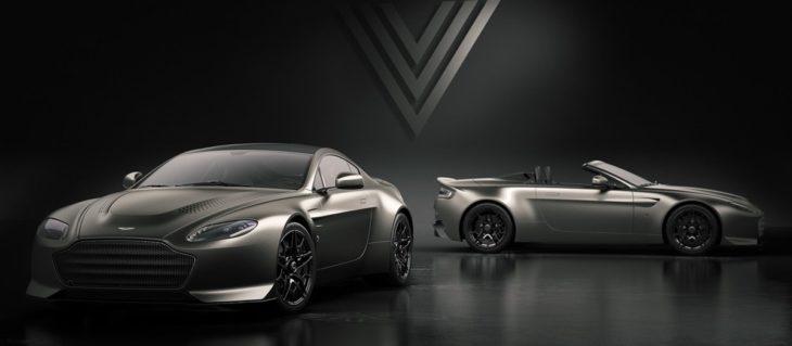 V12 Vantage V600 3 730x319 at Aston Martin V12 Vantage V600 Is Homage to a Legend