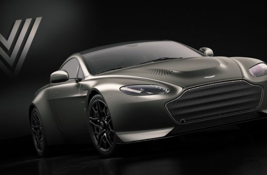 V12 Vantage V600 4 550x360 at Aston Martin V12 Vantage V600 Is Homage to a Legend