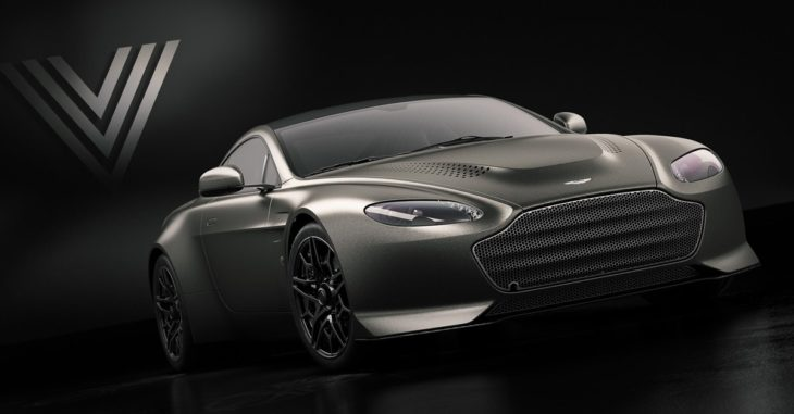 V12 Vantage V600 4 730x381 at Aston Martin V12 Vantage V600 Is Homage to a Legend