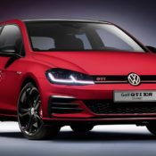 Volkswagen Golf GTI TCR Concept 0 175x175 at Golf GTI TCR Concept Unveiled, Packs 290 PS