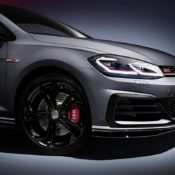Volkswagen Golf GTI TCR Concept 3 175x175 at Golf GTI TCR Concept Unveiled, Packs 290 PS