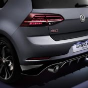 Volkswagen Golf GTI TCR Concept 4 175x175 at Golf GTI TCR Concept Unveiled, Packs 290 PS