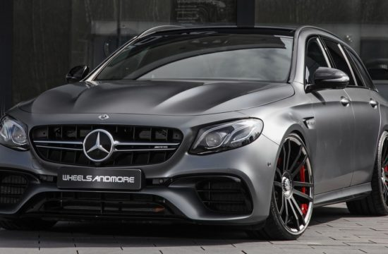 Wheelsandmore Mercedes AMG E63 S 1 550x360 at Wheelsandmore Mercedes AMG E63 S Gets Up to 712 hp