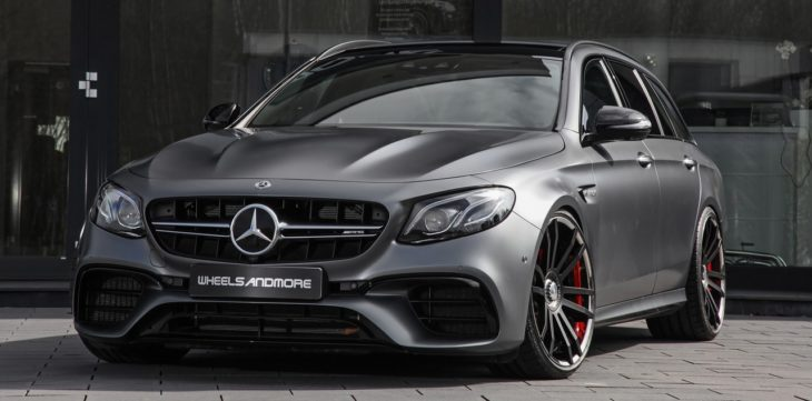 Wheelsandmore Mercedes AMG E63 S 1 730x361 at Wheelsandmore Mercedes AMG E63 S Gets Up to 712 hp