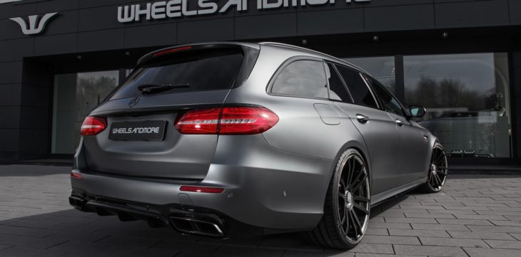 Wheelsandmore Mercedes AMG E63 S 4 730x361 at Wheelsandmore Mercedes AMG E63 S Gets Up to 712 hp