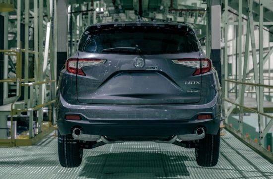 acura rdx factory 6 550x360 at 2019 Acura RDX Production Commences at Ohio Plant