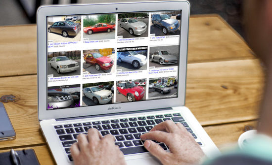 buying car online 550x335 at Car Buying Made Easy Through Internet