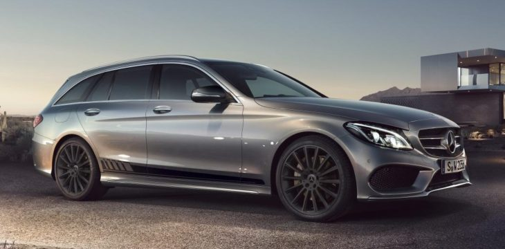 c eastet amg line 730x360 at Mercedes C Class Nightfall Edition Model Launch in UK