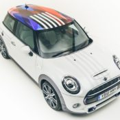 mini royal wedding 6 175x175 at One off MINI Unveiled for the Royal Wedding