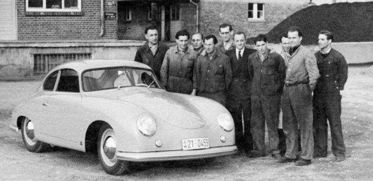 porsche icon 1 730x356 at 70 Years of Porsche   Celebrating an Icon