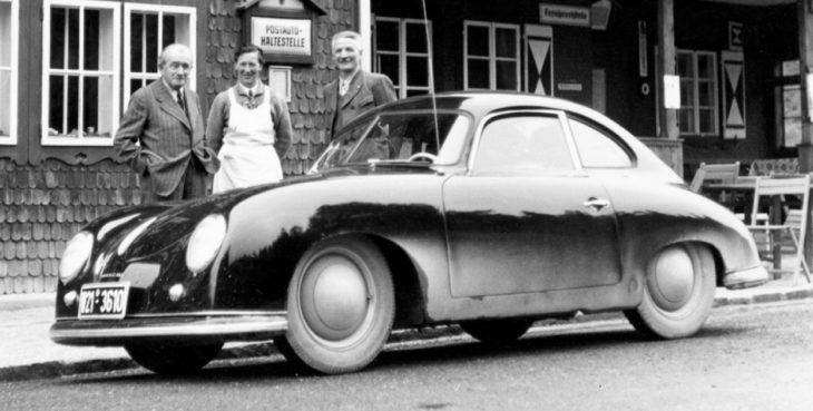 porsche icon 4 730x369 at 70 Years of Porsche   Celebrating an Icon