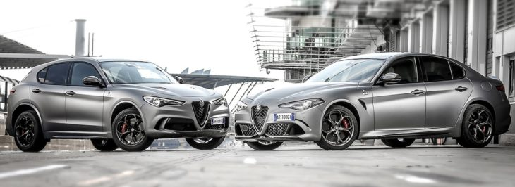 180614 Alfa Romeo NRING HP slider 730x266 at Official: Alfa Romeo Stelvio and Giulia NRING Edition