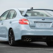 19MY STI Series.Gray rear 175x175 at 2019 Subaru WRX and WRX STI Series.Gray   Specs & Details