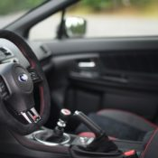 19MY STI Steering Wheel 175x175 at 2019 Subaru WRX and WRX STI Series.Gray   Specs & Details