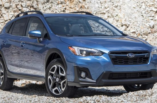 19MY Xtrek Limited 1 550x360 at 2019 Subaru Crosstrek MSRP Announced   Starts at $21,895