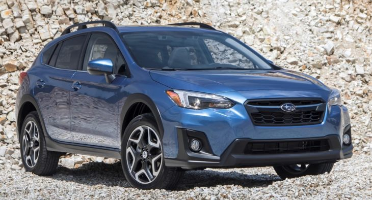 19MY Xtrek Limited 1 730x394 at 2019 Subaru Crosstrek MSRP Announced   Starts at $21,895