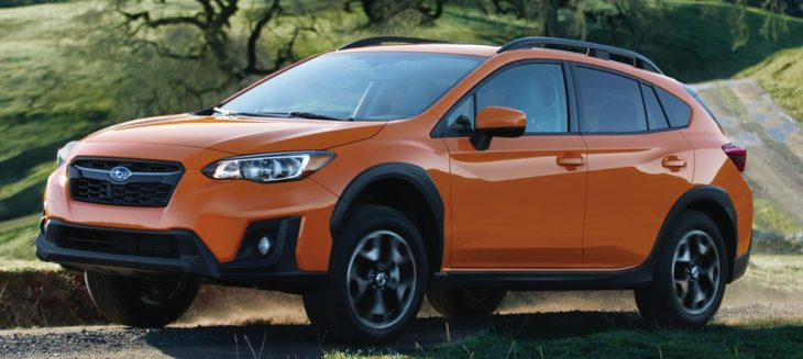 19MY Xtrek Prem 3 730x327 at 2019 Subaru Crosstrek MSRP Announced   Starts at $21,895