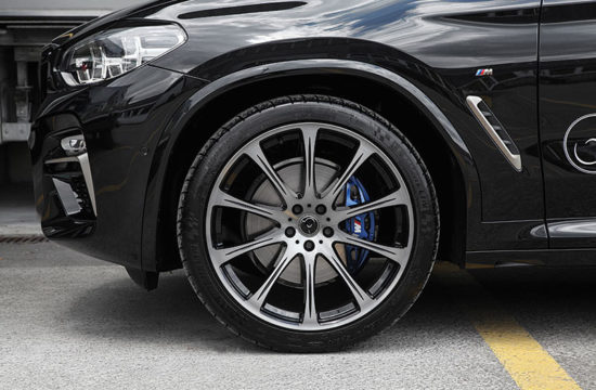 2018 BMW X3 M40i by Dähler 9 550x360 at 5 of the Safest Cars on the Road Today
