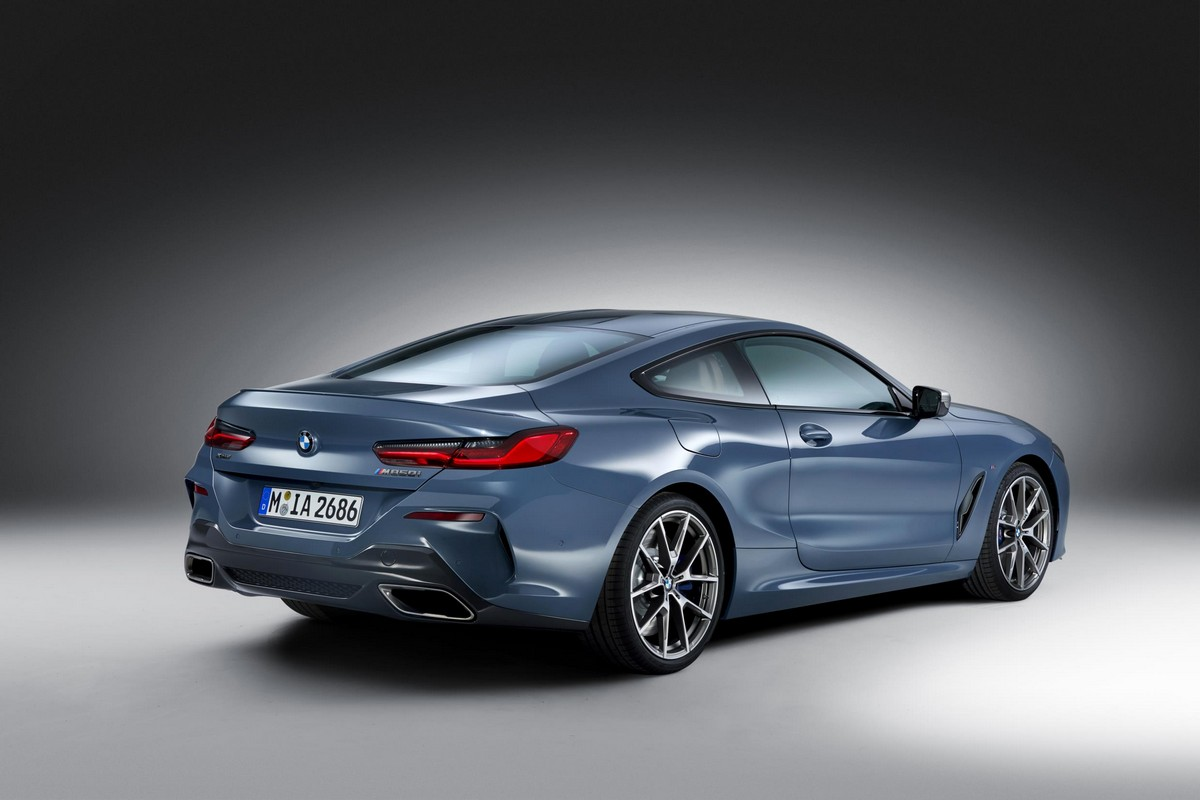 Bmw 8 Series Price >> 2019 BMW 8 Series Goes Official with M850i Model