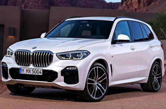 2019 BMW X5 1 550x360 at 2019 BMW X5 Facelift Revealed Ahead of November Launch